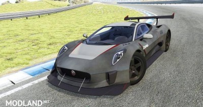 Jaguar C-X75 R3 Spec [0.11.0], 1 photo